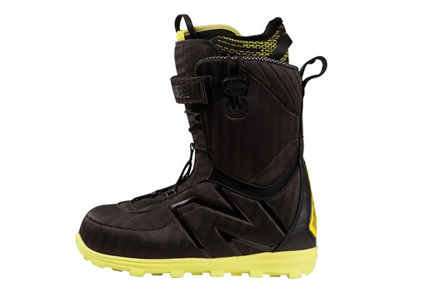 "Image of New Balance x 686 ""THE TIMES LINE"" 2012 Fall/Winter Snowboard Boot Collection"