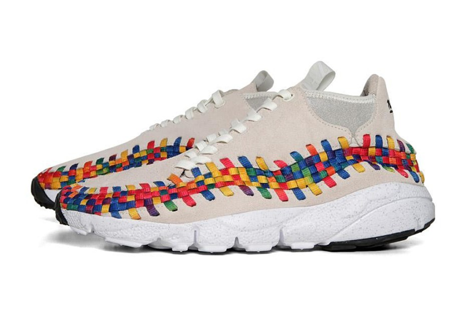 Image of Nike Air Footscape Woven Chukka PRM QS