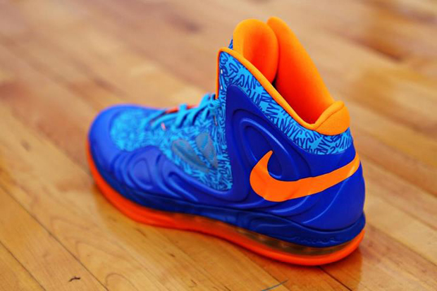 "Image of Nike Air Max Hyperposite ""Battle of the Boroughs"" Pack"