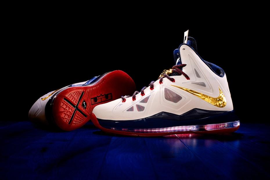 Image of Nike Debuts the LEBRON X