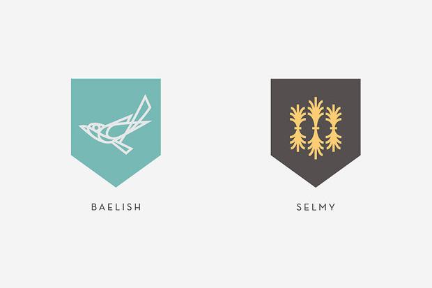 Image of Nike Designer Darrin Crescenzi Rebrands Game of Thrones