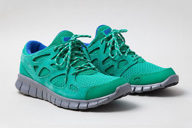 Image of Nike Free Run+ 2 Suede Pack