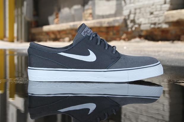"Image of Nike SB Zoom Stefan Janoski ""Anthracite"""
