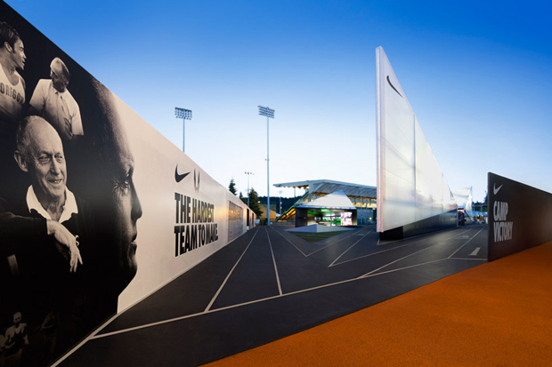 Image of Nike's Camp Victory by Skylab Architecture