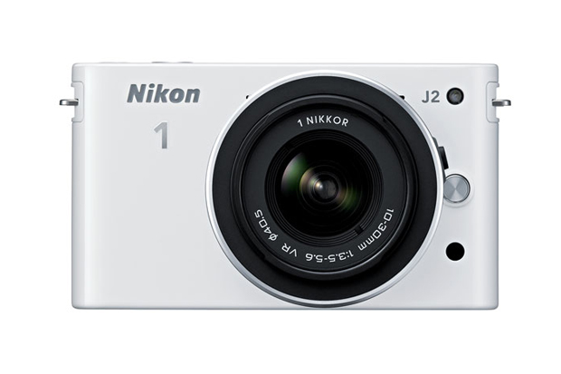Image of Nikon 1 J2 Mirrorless Camera