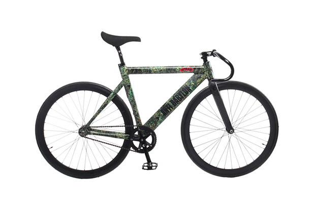 "Image of nitraid x Leader Bike 735TR ""Dope Forest"""