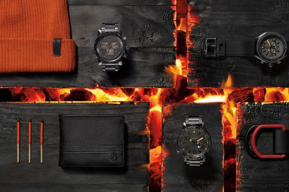 Image of Nixon 2012 Fall/Winter Lookbook