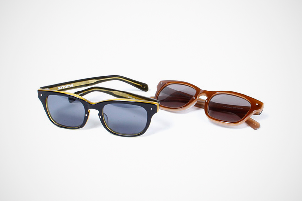 Image of nonnative DWELLER Sunglasses by KANEKO OPTICAL