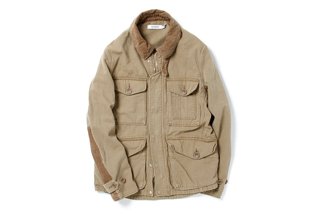 Image of nonnative 2012 Fall/Winter LUMBERER JACKET
