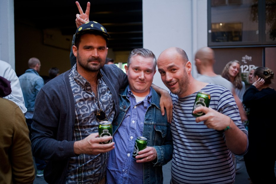 Image of Norse Projects Copenhagen Backyard BBQ Party