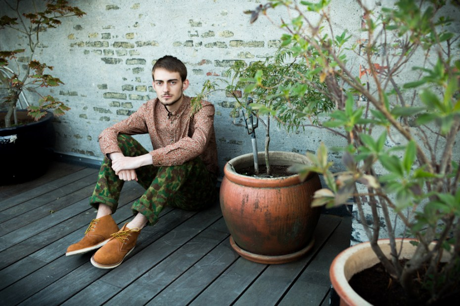 Image of Norse Store 2012 Fall/Winter Lookbook