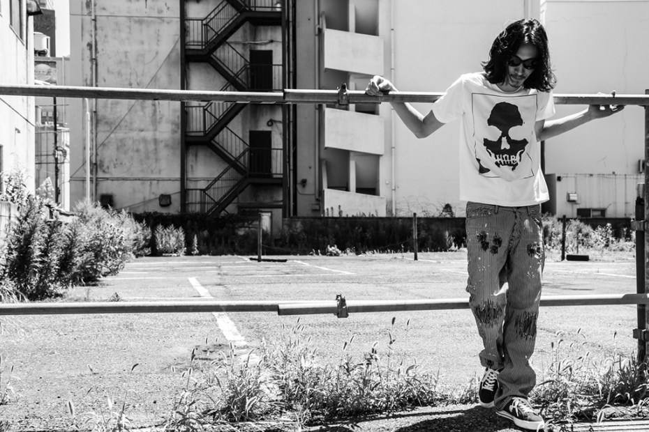 Image of NUMBER (N)INE 2012 ZOZOTOWN Exclusive Lookbook