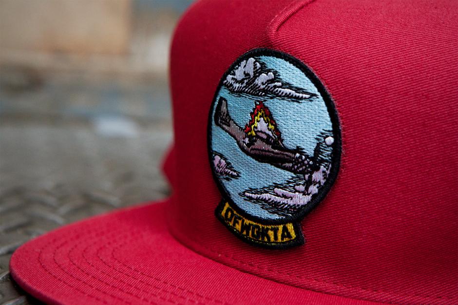 Image of Odd Future 2012 Headwear Releases