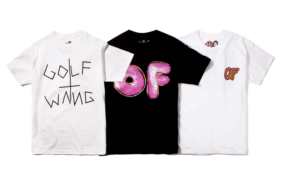 Image of Odd Future 2012 New Releases