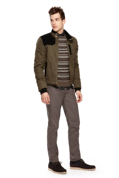 Image of Odin for The Shops at Target 2012 Fall/Winter Lookbook