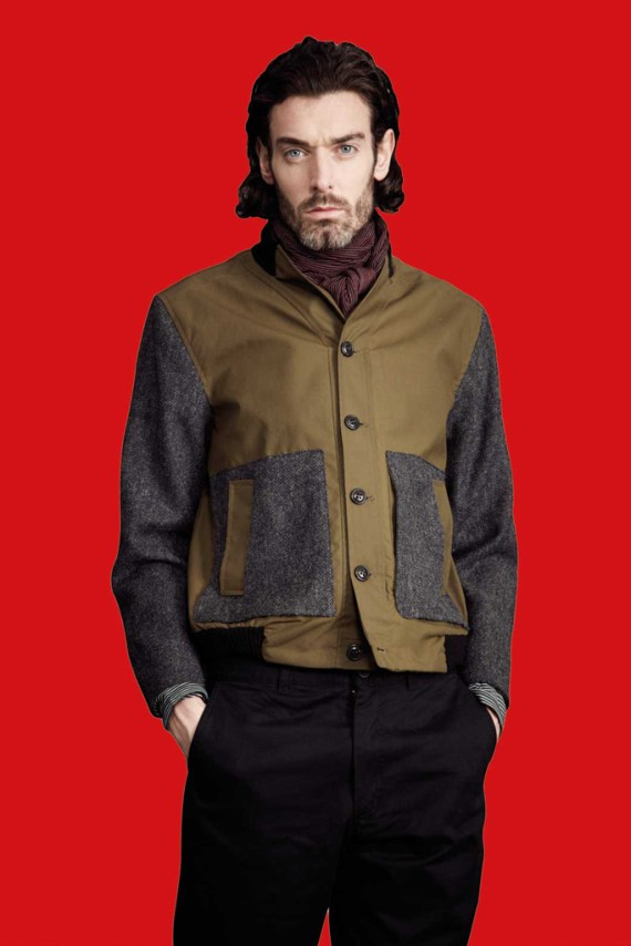 Image of Oliver Spencer 2012 Fall/Winter Lookbook