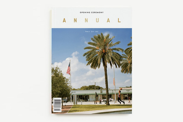 Image of Opening Ceremony Launches 'OC Annual' Magazine