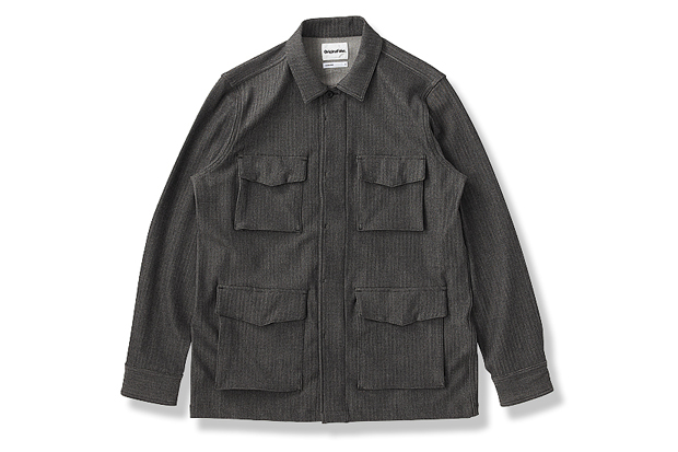 Image of OriginalFake 2012 Fall/Winter 4 Pocket Shirt Jacket