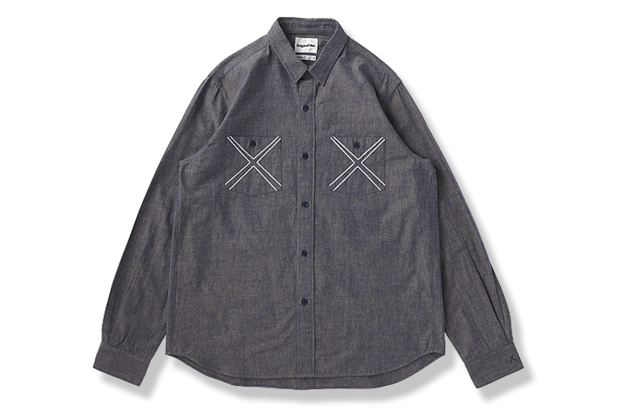 Image of OriginalFake 2012 Fall/Winter X Pocket Shirt