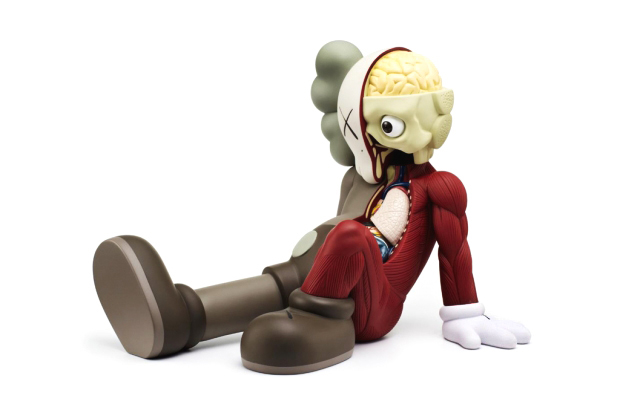 "Image of OriginalFake KAWS Companion ""Resting Place"" Preview"