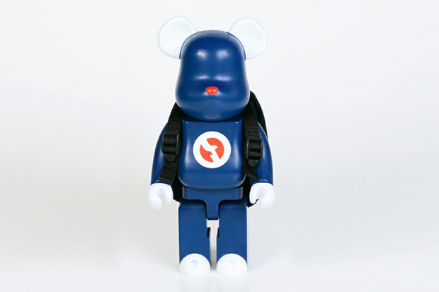 Image of Outdoor Products x Medicom Toy Bearbrick 400%