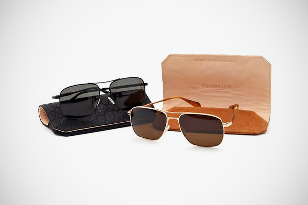 Image of Parabellum x Oliver Peoples Lindford Aviator