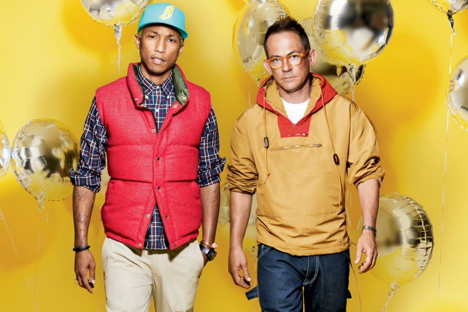 Image of Pharrell and Mark McNairy Discuss Bee Line for Billionaire Boys Club