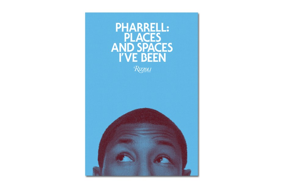 Image of Pharrell Williams Talks About His New 'Places and Spaces I've Been' Book