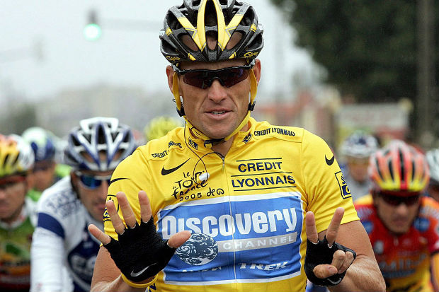 Image of Polls: Do the Lance Armstrong Doping Allegations Affect LIVESTRONG's Impact?