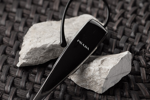 Image of Prada x LG Bluetooth Headset