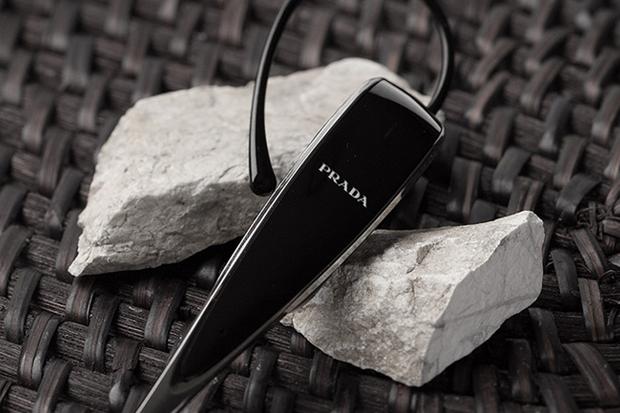 Image of Prada x LG Bluetooth Headset