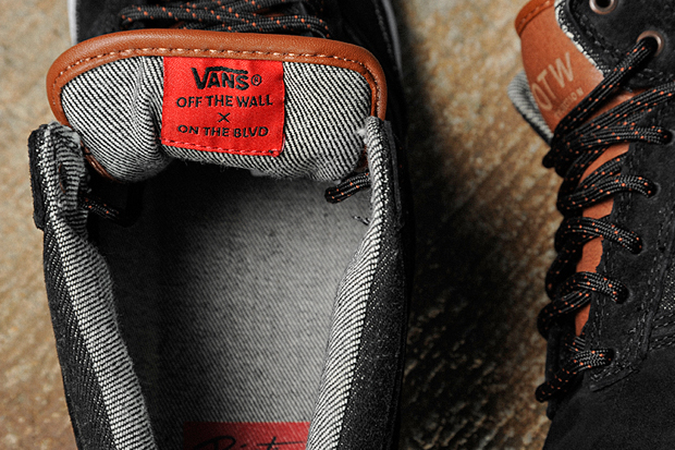 Image of Primitive x Vans OTW Blvd Denim Bedford Preview