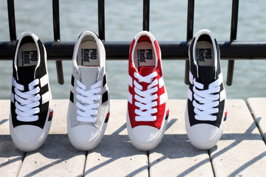 Image of PRO-Keds Royal Master Throwback Collection