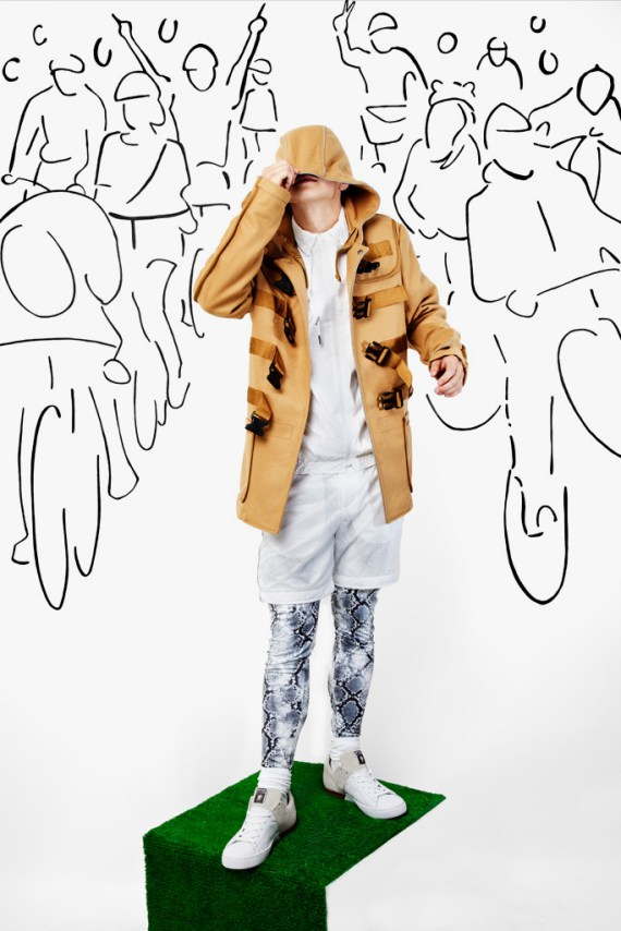 Image of PUMA by MIHARAYASUHIRO 2012 Fall/Winter Lookbook