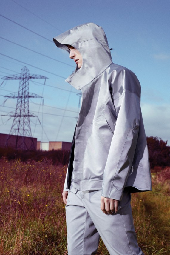 Image of PUMA by Hussein Chalayan 2012 Fall/Winter Lookbook