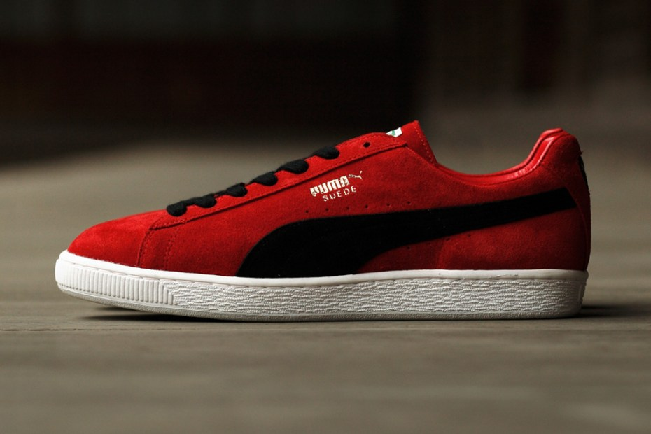 Image of PUMA Made In Japan Suede Classic