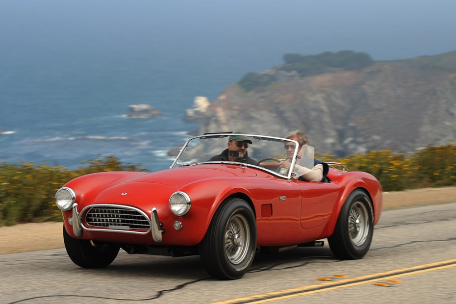 Image of Rare Classic Cars On Display At the 2012 Pebble Beach Tour d&#039;Elegance 