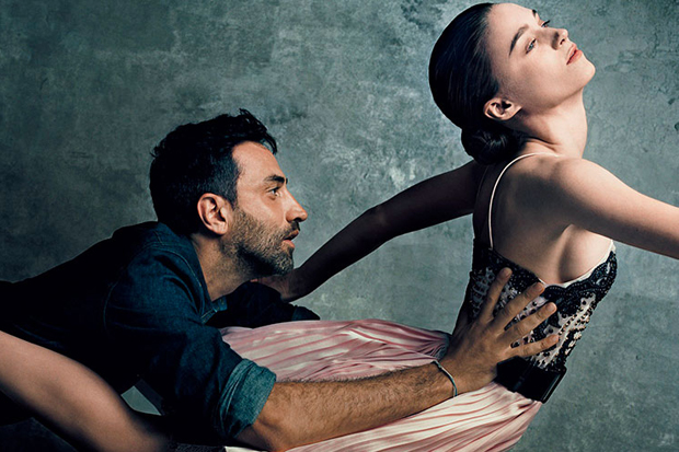 Image of Riccardo Tisci and Raf Simons Join Illustrious List of Top Creatives Under 45