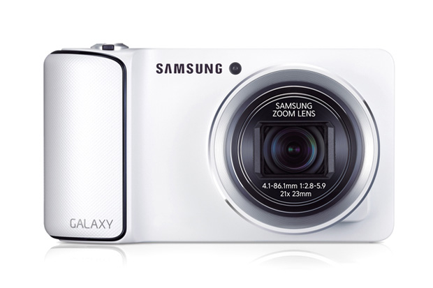 Image of Samsung Galaxy Camera