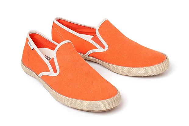 Image of SeaVees 02/64 Tangerine Tango Baja Slip-On