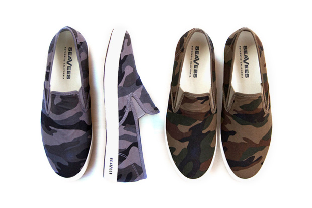 Image of SeaVees 2013 02/64 Camo Baja Slip-On