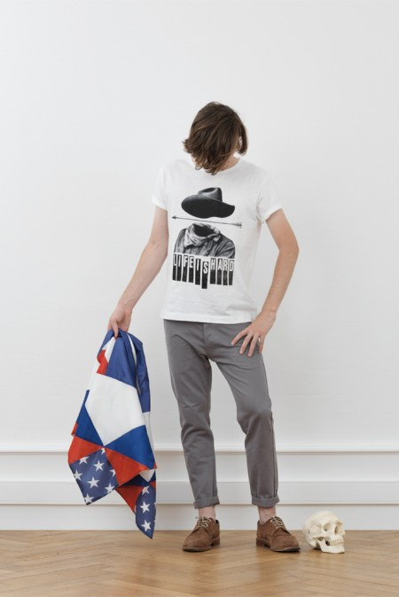 "Image of Sixpack France 2012 Fall/Winter ""Deja Vu"" Lookbook"
