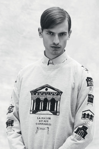 Image of Soulland 2013 Spring/Summer Lookbook