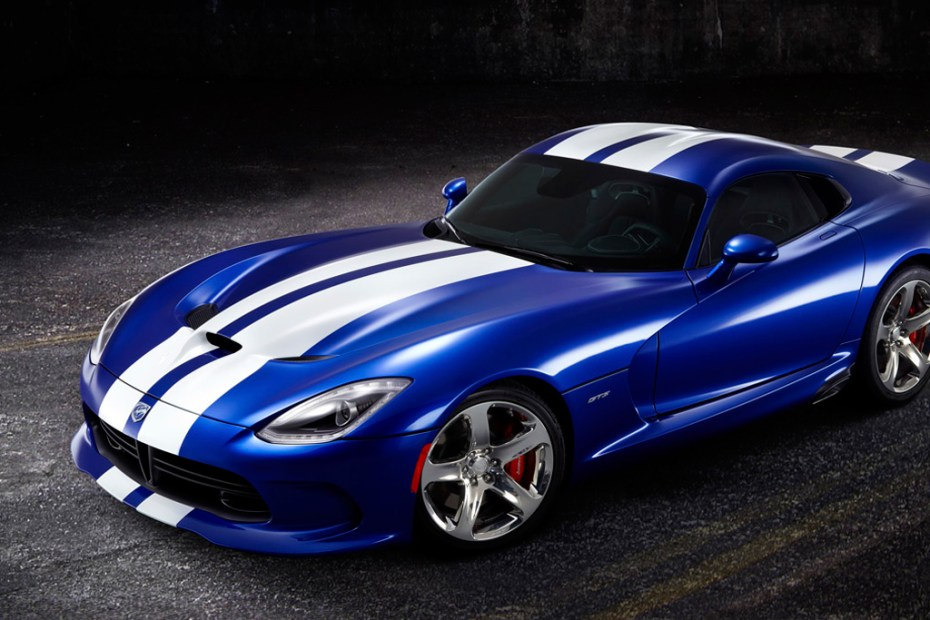 Image of SRT 2013 Viper GTS Launch Edition