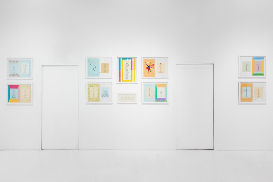 "Image of Steven Harrington ""INSIDEOUT"" Exhibition @ Known Gallery Recap"