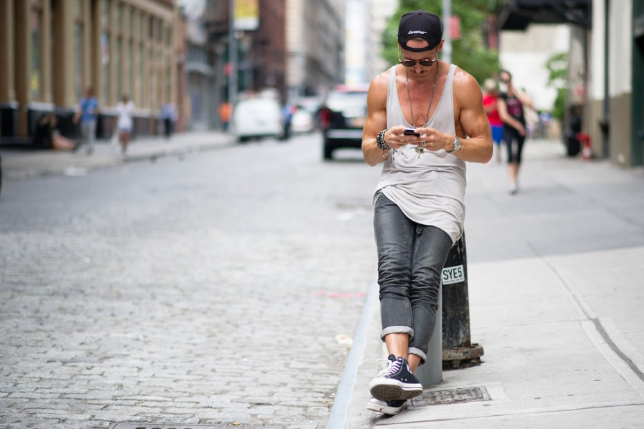 Image of Streetsnaps: Fabien Desgroux