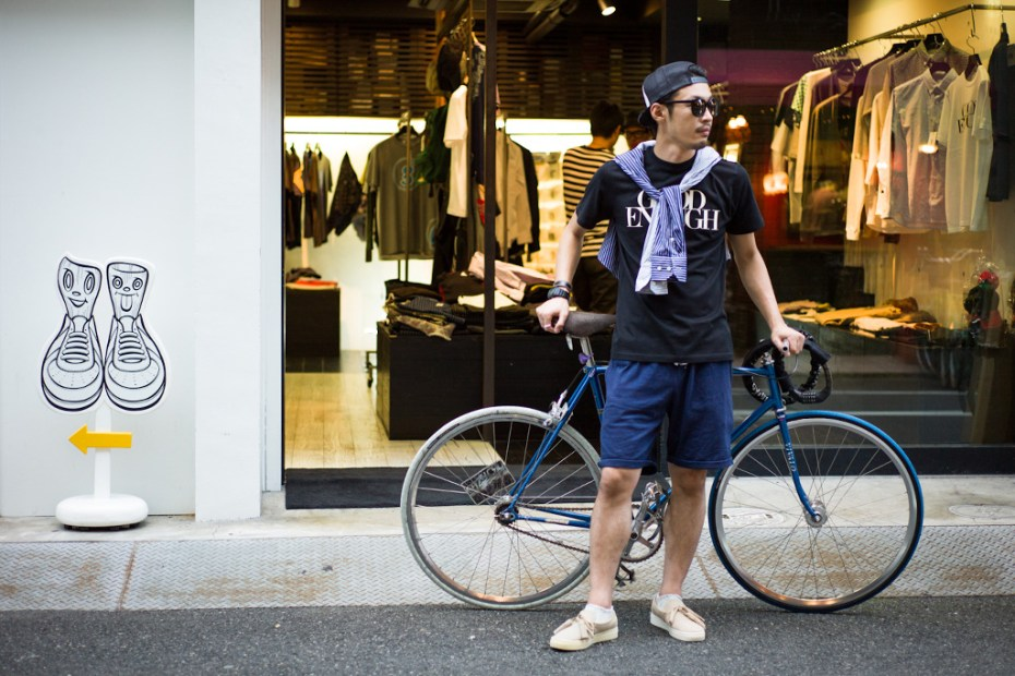 Image of Streetsnaps: On-The-Go