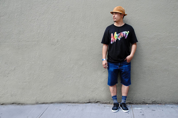 Image of Streetsnaps: Ray Mate