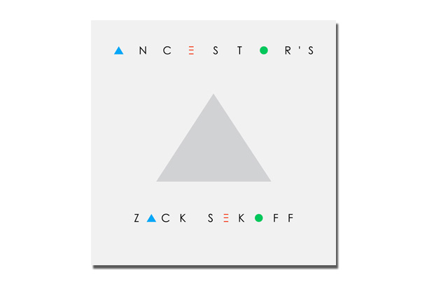Image of Stussy Make Beats Champ: Zack Sekoff - Ancestor's EP