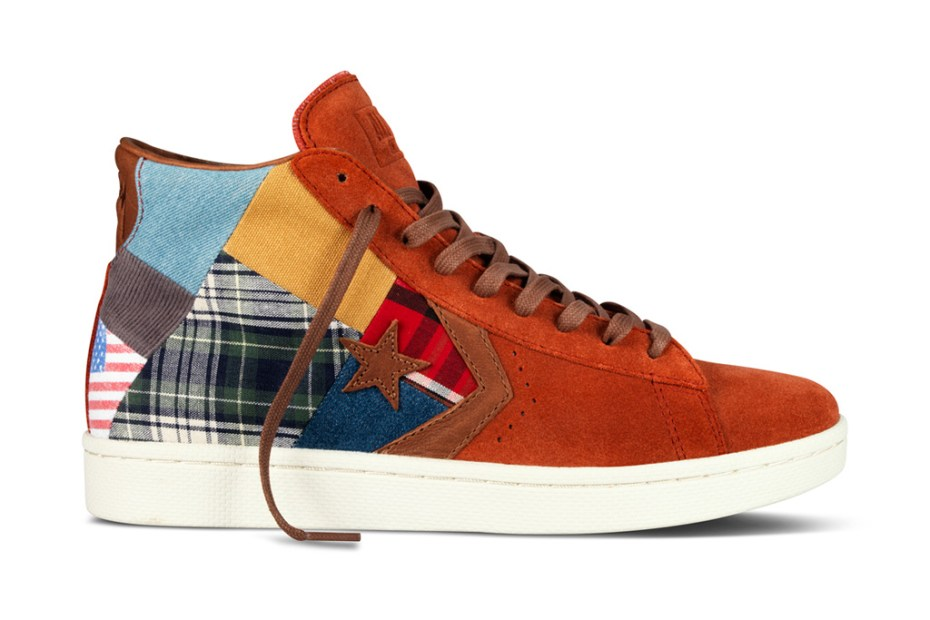 Image of Stüssy NYC for Converse First String Pro Leather